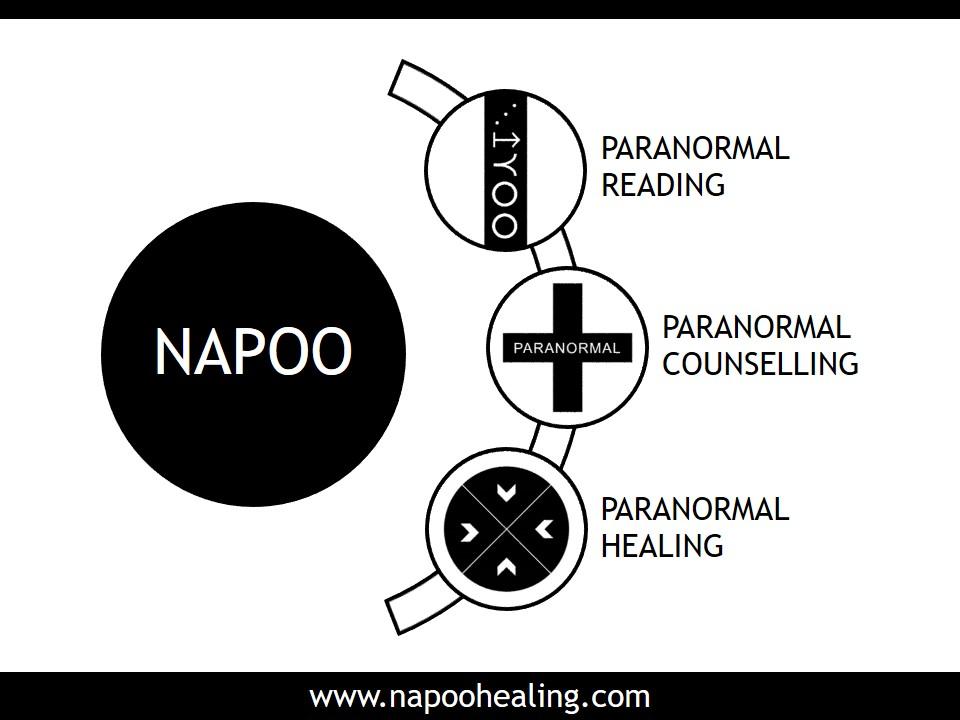 paranormal reader, expert, healer,