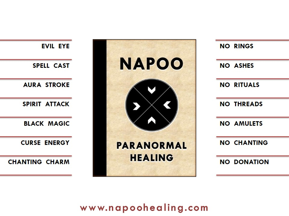 Napoo healing course is to upgrade your healing skills.